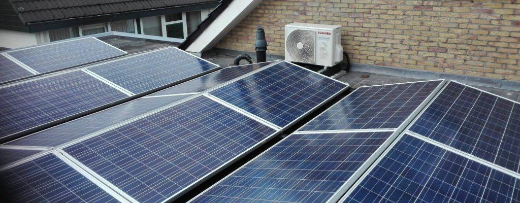 besparing zonnepanelen