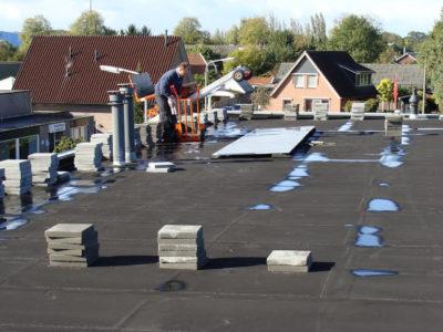monteren van zonnepanelen the sunshine company