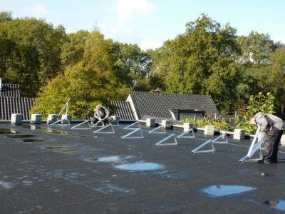 Zonnepanelen laten monteren