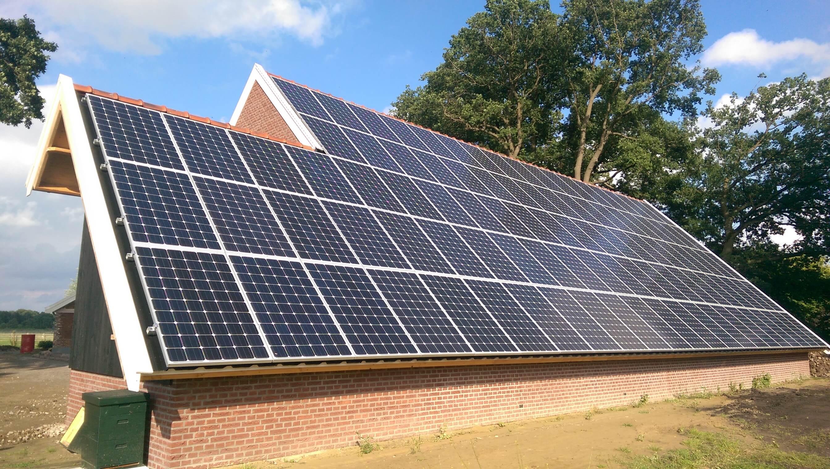 btw teruggaaf zonnepanelen