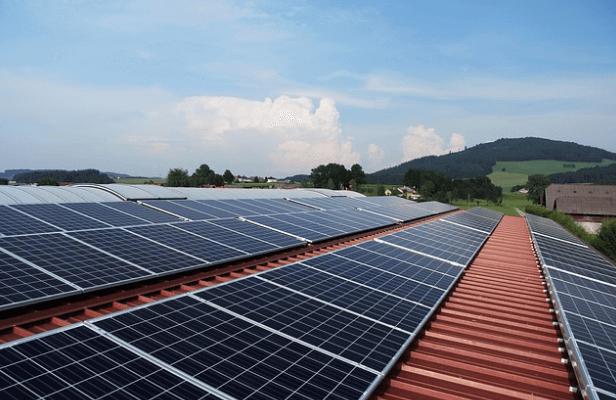 zonnepanelen definitie