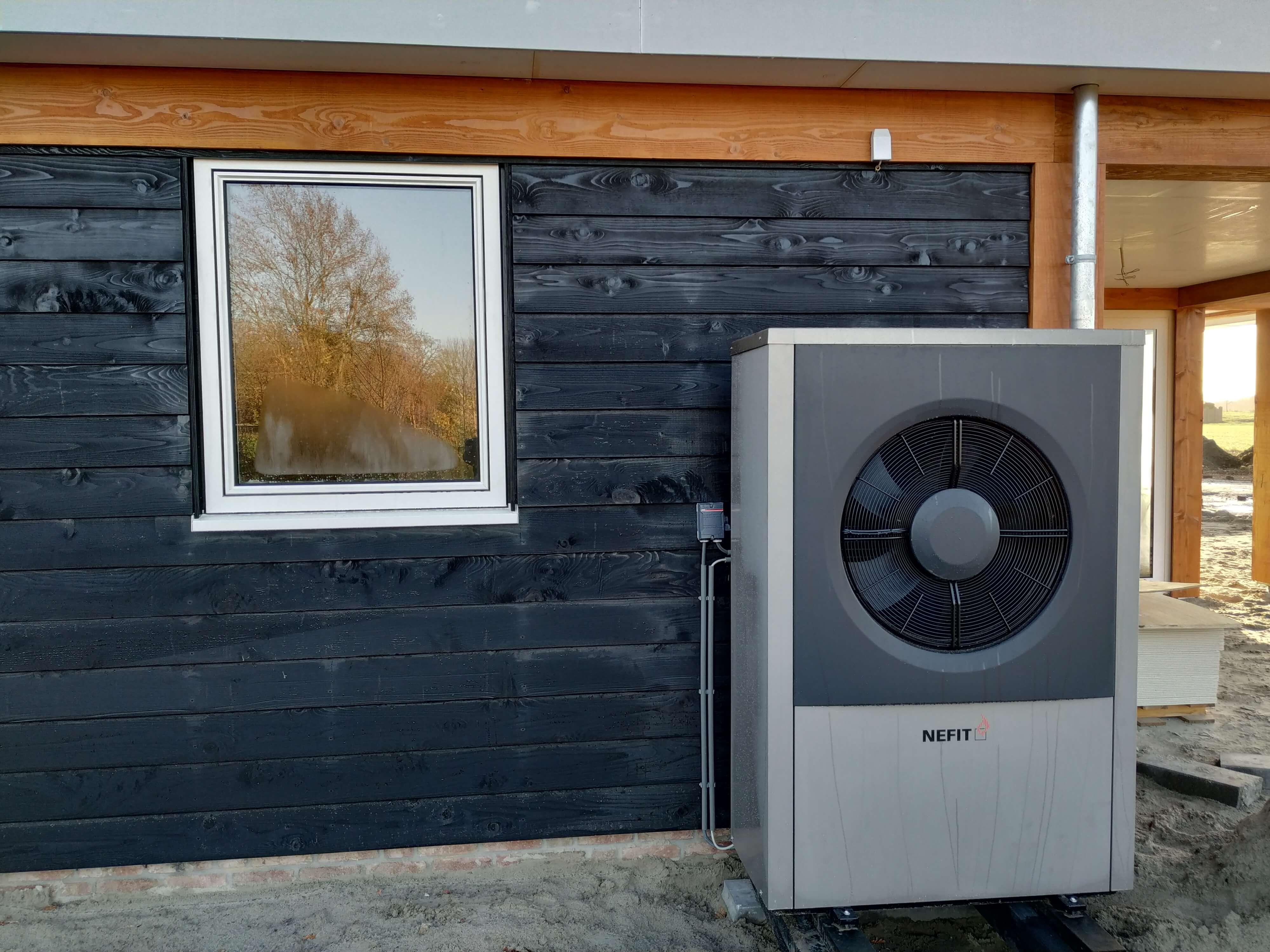 Luchtwarmtepomp | lucht water warmtepomp