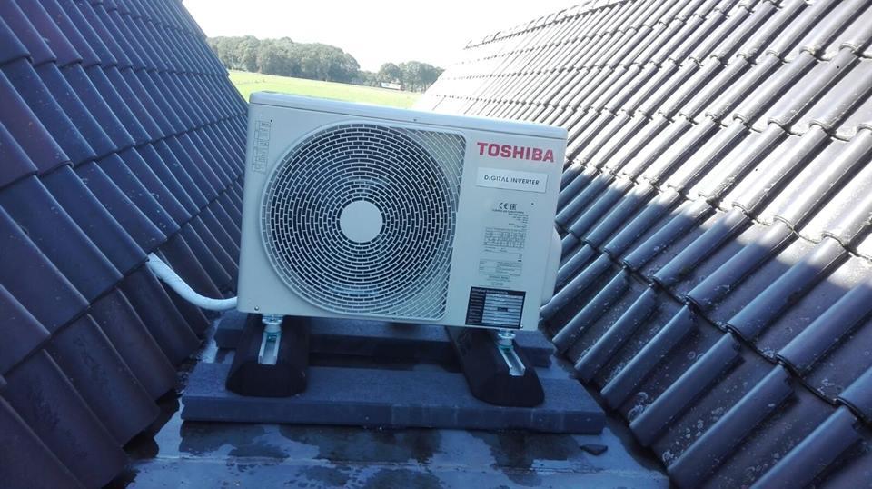 Warmtepomp en zonnepanelen in Wierden