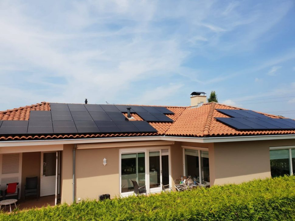 Hybride warmtepomp en zonnepanelen in Aalten