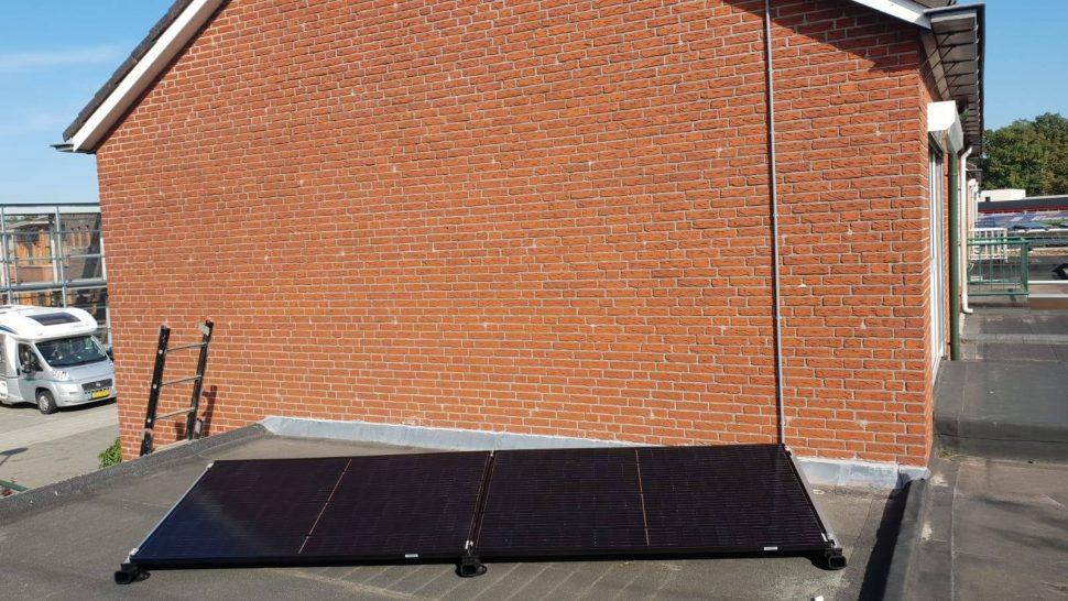 Zonnepanelen op schuin én plat dak in Winterswijk