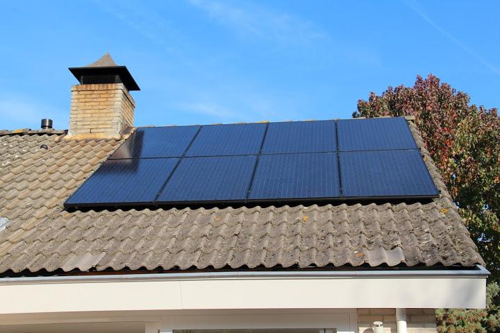 Hoeveel zonnepanelen op uw dak?