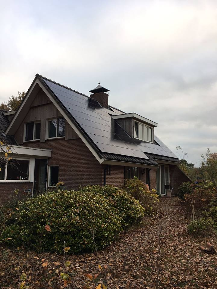 Zonnepanelen | The Sunshine Company