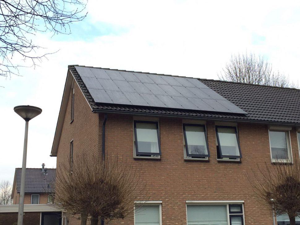Elga Warmtepomp en TSMC zonnepanelen in Weerselo