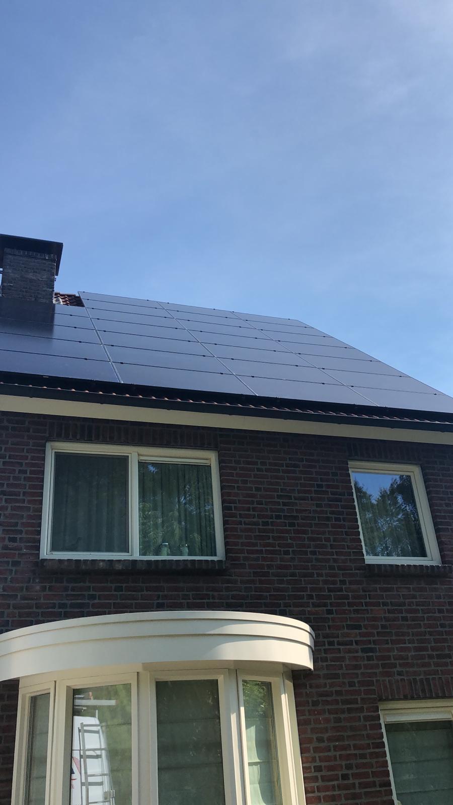 zonnepanelen installateur enschede