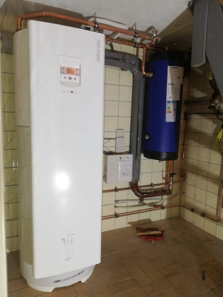 Techneco Loria warmtepomp in Nijmegen