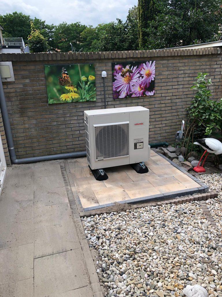 Gasloze woning in Hilversum door Techneco Loria