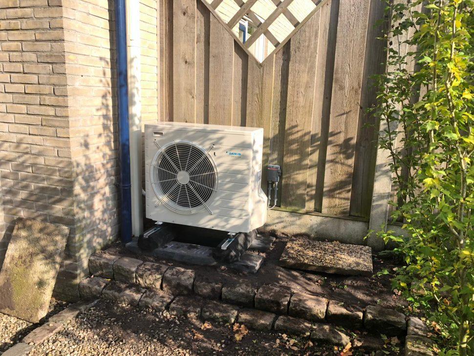 Warmtepomp en zonnepanelen in Oldenzaal