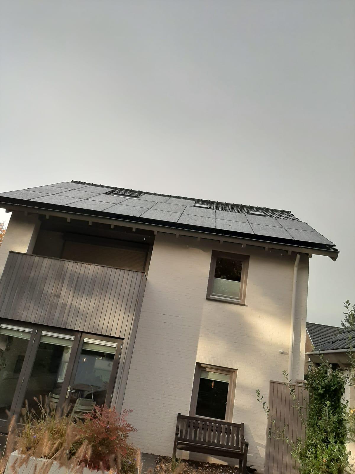 Zonnepanelen Enschede