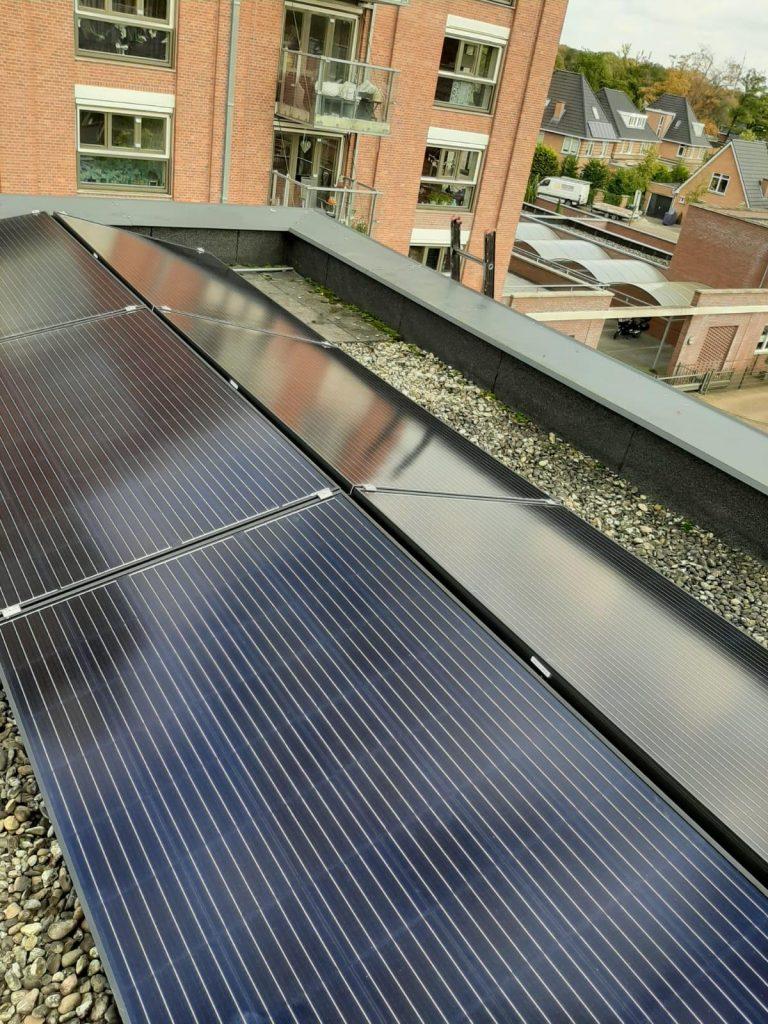 Zonnepanelen op 2 daken in Boekelo