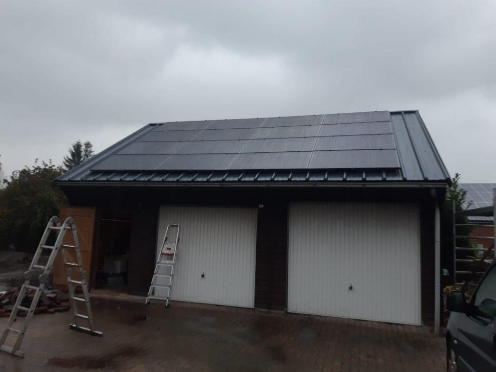 Zonnepanelen op SolarEdge in Zwartemeer