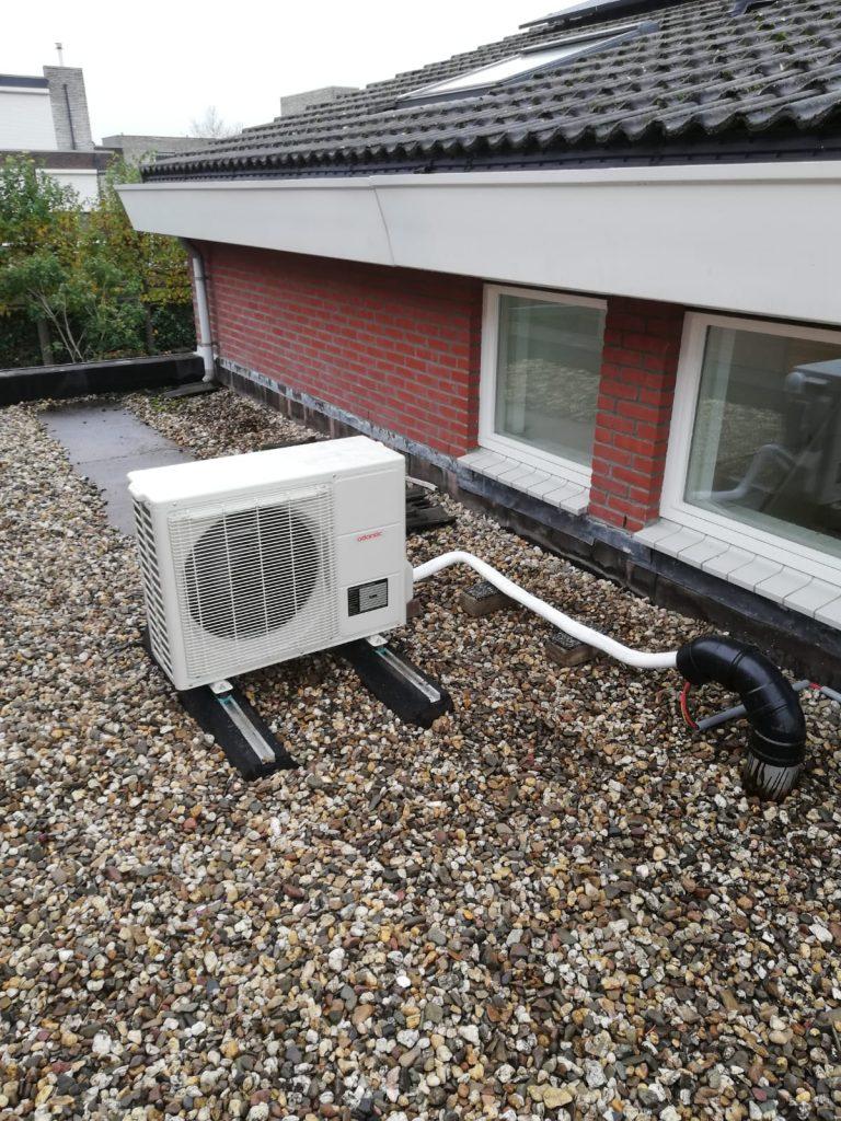 Zonnepanelen en warmtepomp in Almere